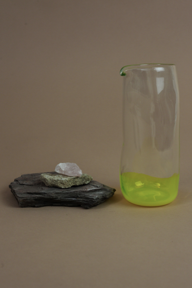Pitcher - Citrine