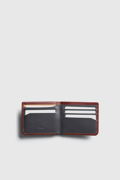 Hide & Seek Wallet - Red Earth