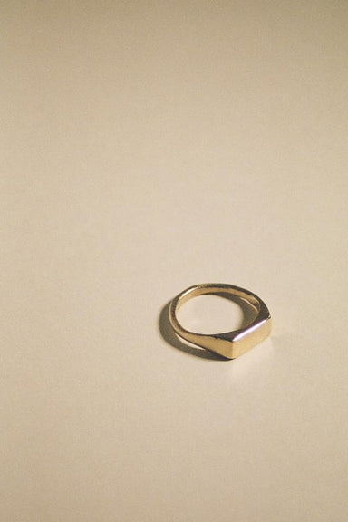 Iona Ring - Gold Plated