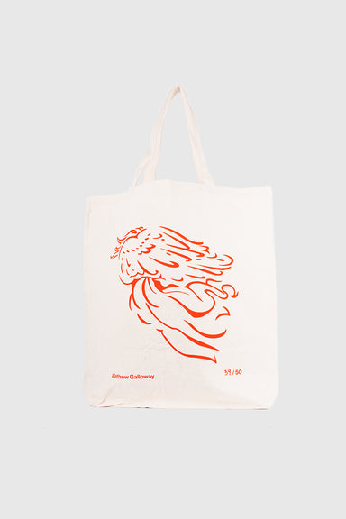 Inf Def x Matthew Galloway Tote Bag
