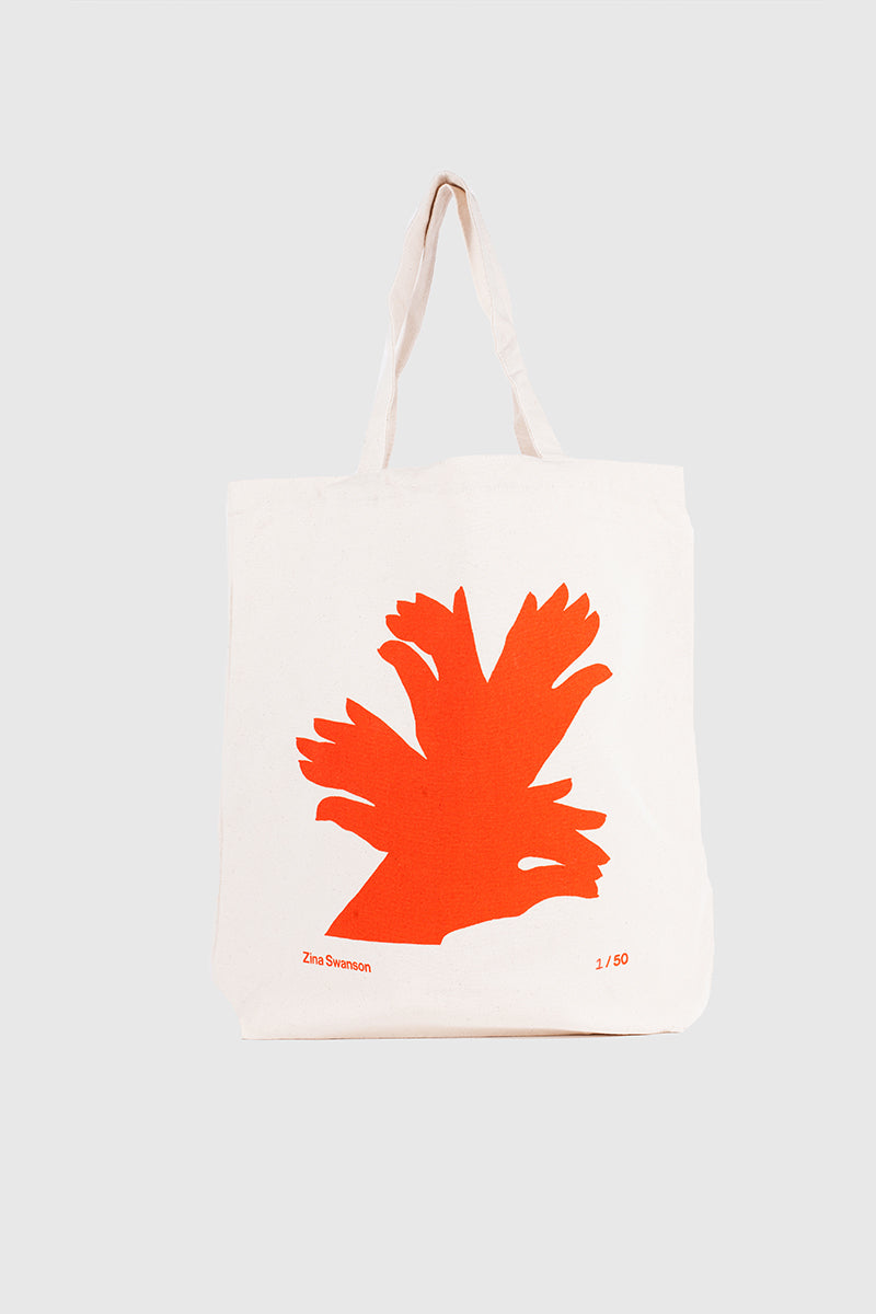Inf Def x Zina Swanson Tote Bag