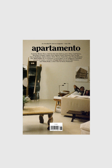 Apartamento - Issue #26