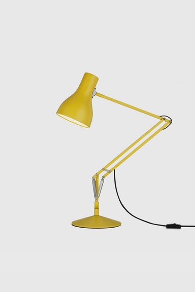 Type 75 Desk Lamp - Ochre Yellow