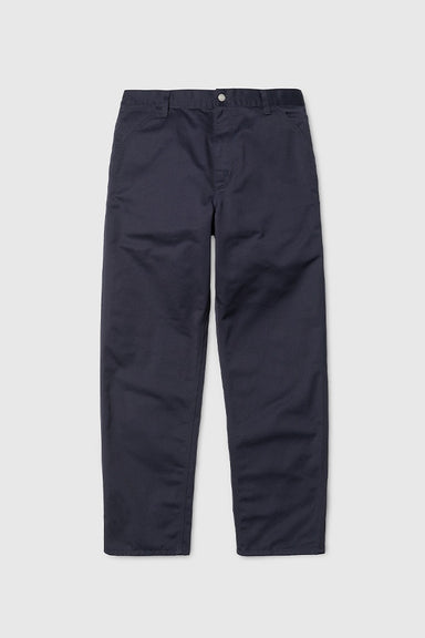 Simple Pant - Dark Navy Rinsed