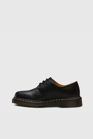 1461 Smooth Leather Shoes - Black