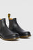 2976 Smooth Leather Boots - Black