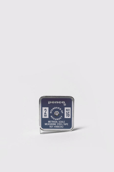 2M Pocket Measuring Tape  - Navy