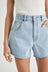 Mirage Short - Nina Organic Blue