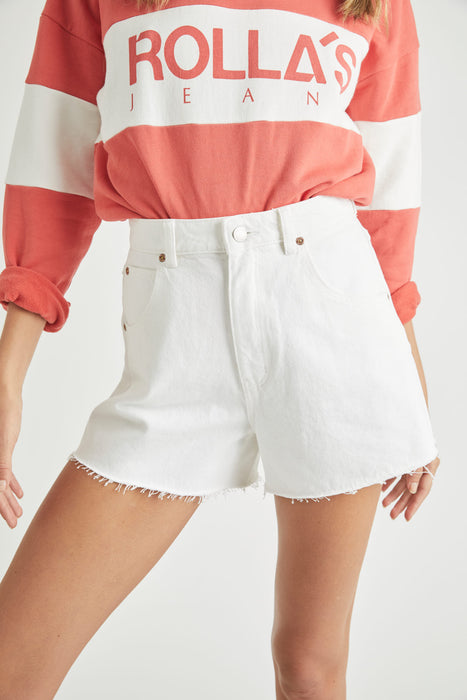 Mirage Short - Vintage White