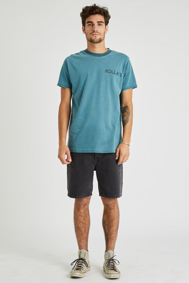 Lazy Boy Short - Stone Black