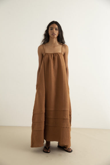 Dillon Dress - All Spice