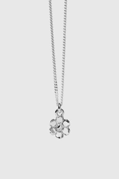Eden Charm Necklace - Sterling Silver