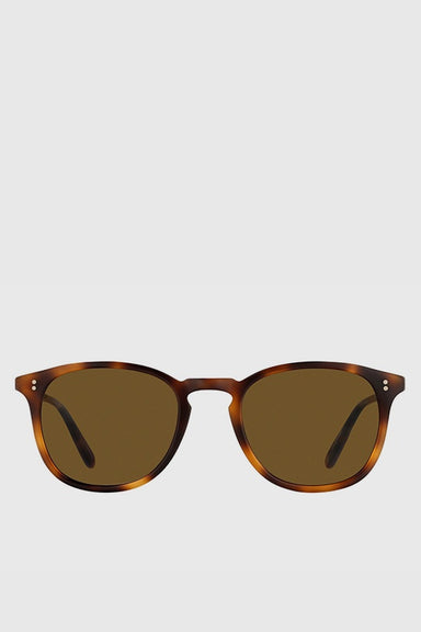 Kinney Sun 47 - Matte Classic Brown / Semi-Flat Pure Coffee