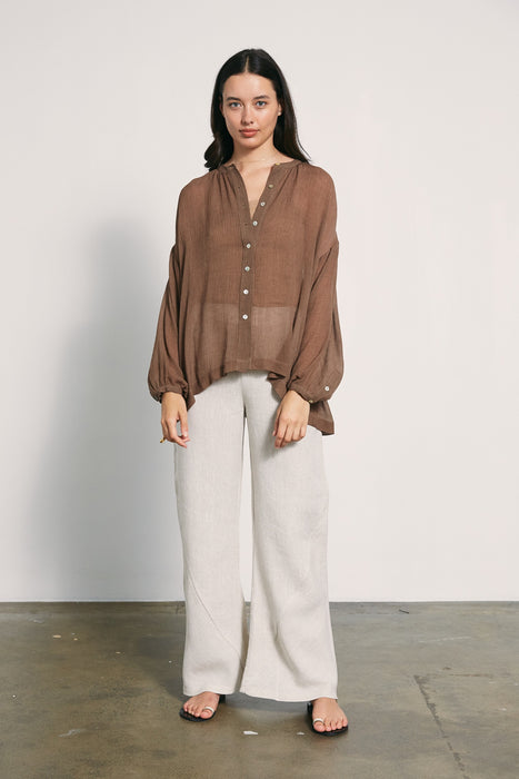 Hunter Shirt - Taupe