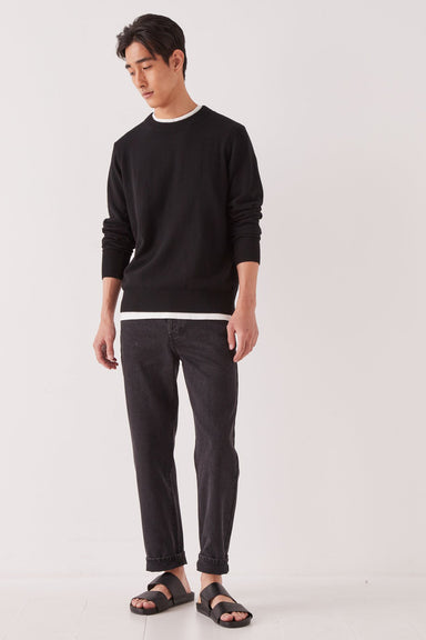 Anders Knit - Black