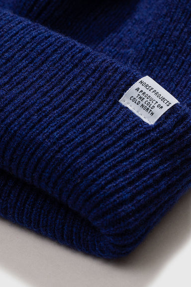 Norse Beanie - Twilight Blue