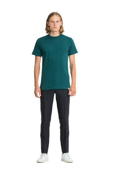 Niels Standard Short Sleeve - Quartz Green