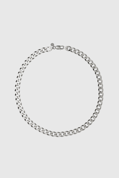 Lucien Chain Necklace - Sterling Silver