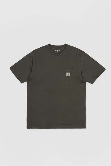 S/S Pocket T-Shirt - Cypress
