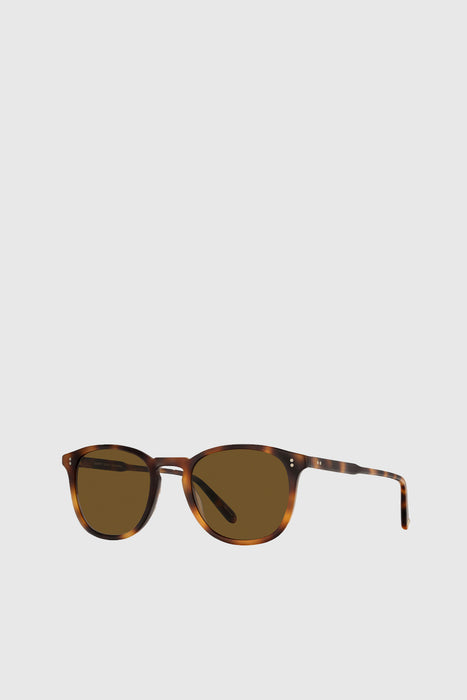 Kinney Sun 49 - Matte Classic Brown / Semi-Flat Pure Coffee