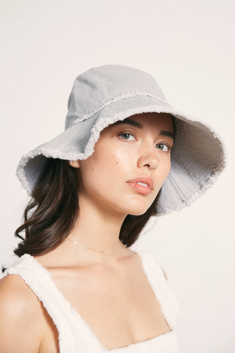 Nonna Hat - Grey