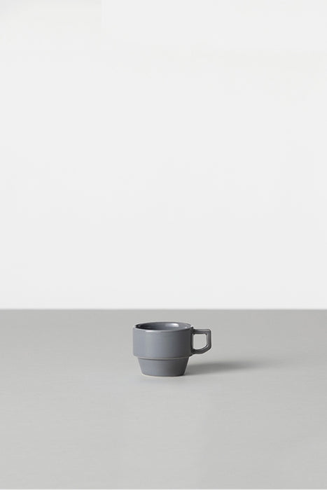 Block Mug Little - Gray