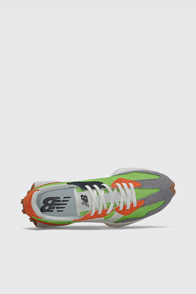 Men's 327 - Energy Lime / Dark Blaze