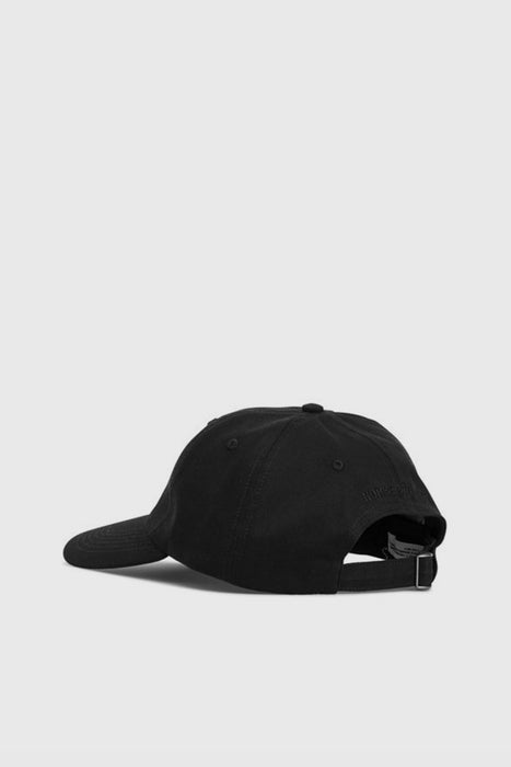 Twill Sports Cap - Black
