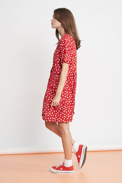 The Pilot Dress - Red Meadow