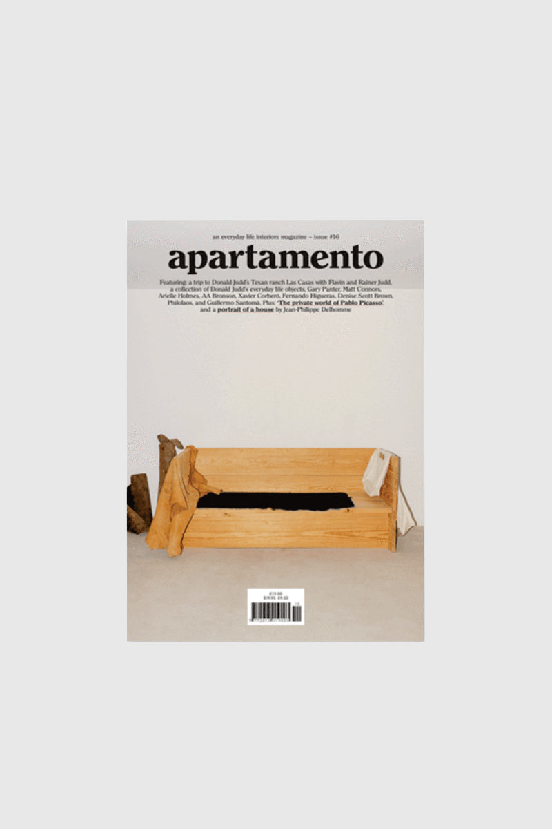 Apartamento Issue #16