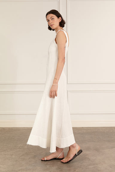 Anouk Dress - Ivory