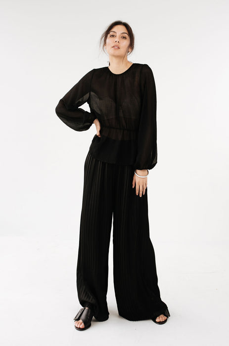 Nell Top - Black