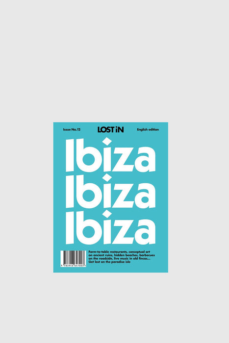Lost iN Ibiza City Guide