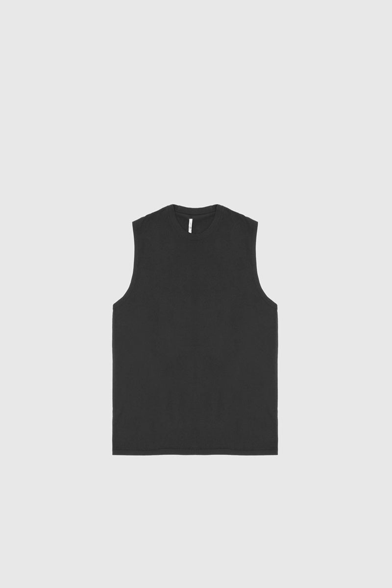 Relaxed Tank - Vintage Black