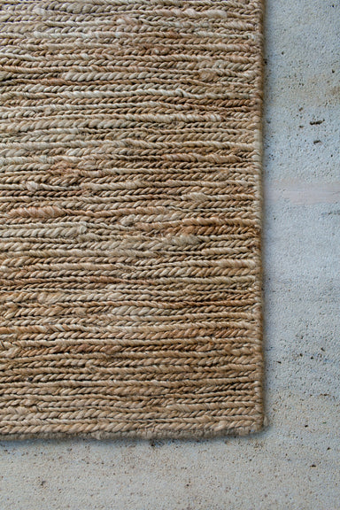 Braided Jute Entrance Mat - Natural