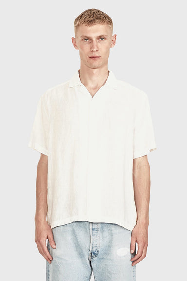 Revere SS Shirt - Natural