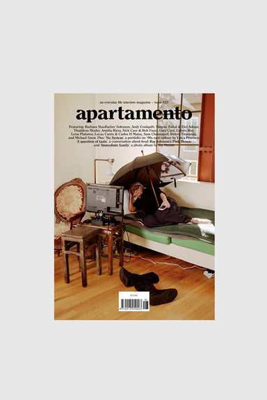 Apartamento - Issue #25