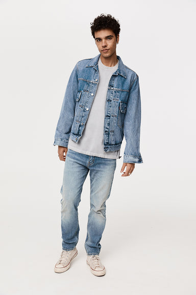 Contemporary Type 2 Trucker Jacket - Seen the Light