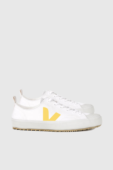 Nova Canvas - White / Gold / Yellow