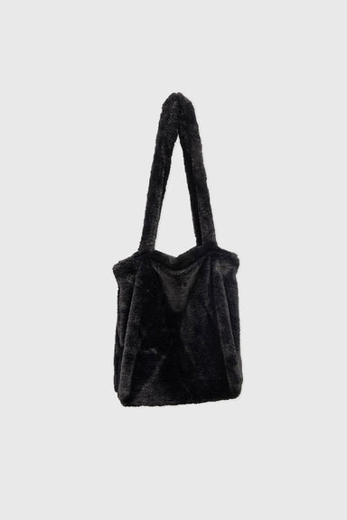 Furr Tote Bag - Poly Black