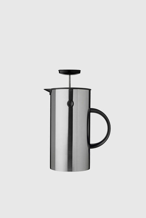 EM Press Coffee Maker - Stainless Steel