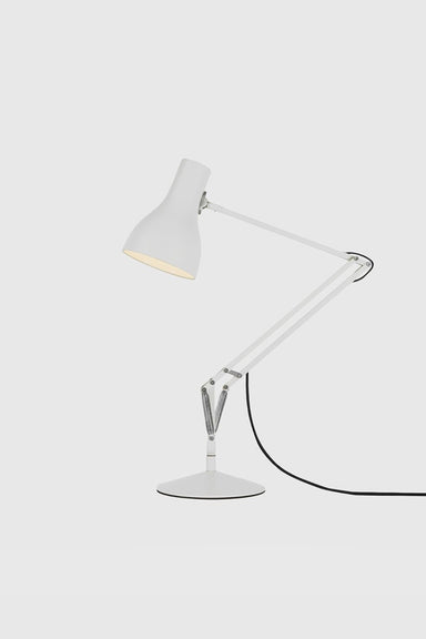 Type 75 Desk Lamp - Alpine White