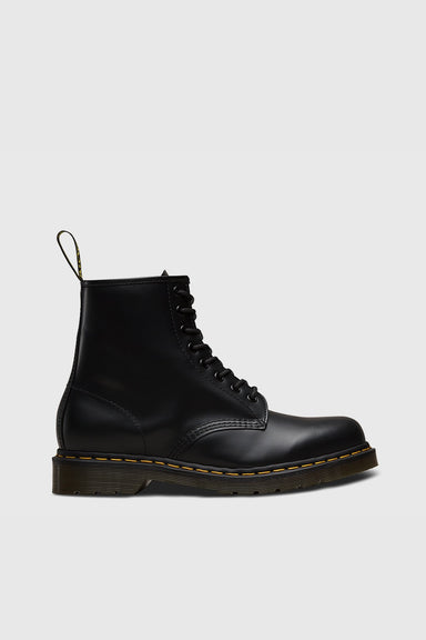 1460 Smooth Leather Boots - Black