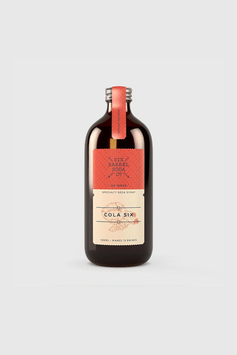 Cola Soda Syrup 500ml