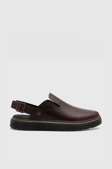 Carlson Leather Sandal - Oxblood Atlas
