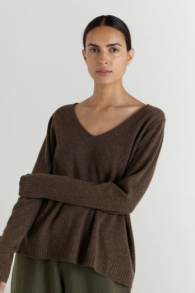 Mason Sweater - Porcini