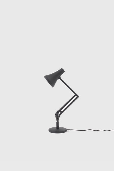 90 Mini Mini Desk Lamp - Carbon Black / Black