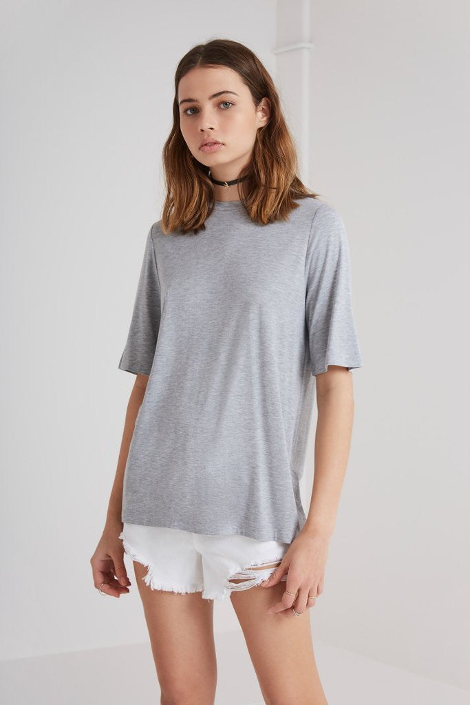 From This Moment T-Shirt - Grey Marle