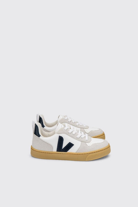 Kids V-10 Laces CWL - White / Nautico