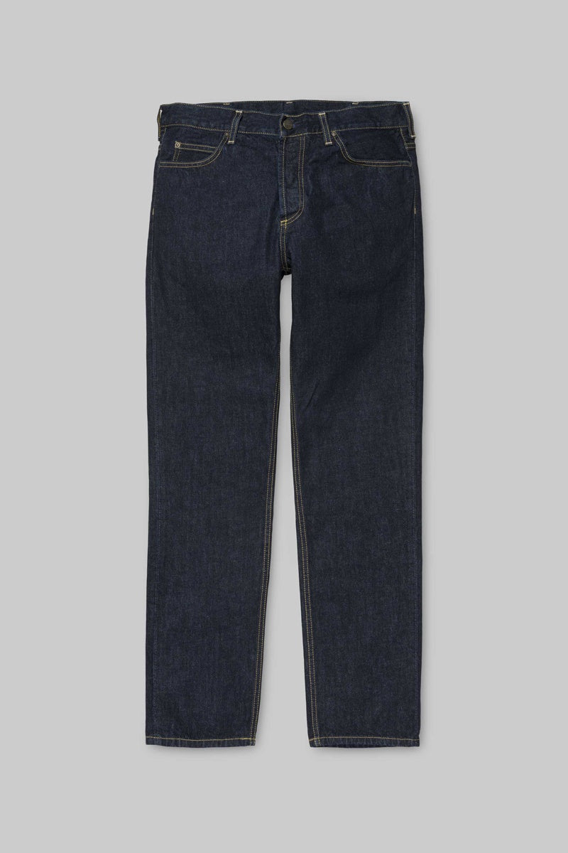 Texas Pant - Blue Rinsed